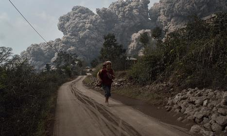 At least 11 killed as Indonesia's Mount Sinabung volcano erupts - The Guardian | Geology | Scoop.it