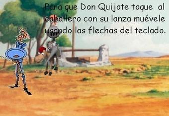 TIC Champagnat: Scratch - Juega con D. Quijote - Día del libro | Tecnologia, Robotica y algo mas | Scoop.it