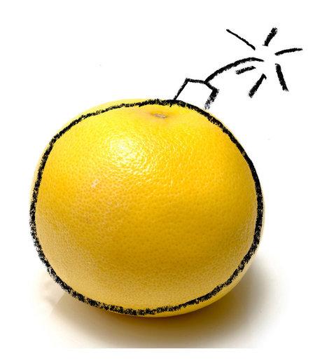 Grapefruit Is a Culprit in More Drug Reactions | Foodie | Scoop.it