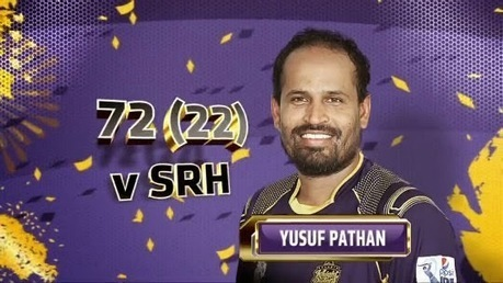 Welcome for sports fans: IPL 7 live score,IPL 2014 match no 54 :yusuf pathan 72 runs on 22 balls highlights   ipl 7 live score & fifa worldcup update   Scoop.it