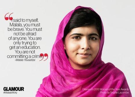 Malala Yousafzai   newsfeedss.wordpress.com   Scoop.it