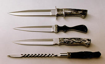 Buy Best Custom Handmade Combat and Fighting Tactical Knives | Crawford Knives | Scoop.it