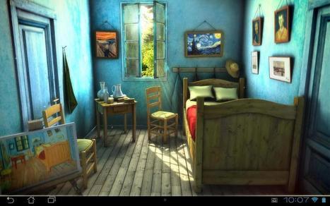 Art Alive 3D Pro lwp v1.0 | ApkLife-Android Apps Games Themes | manager | Scoop.it