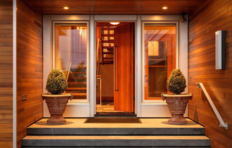 Simple Door Exterior Tips - Home Improvement Projects | Dwell Articles | Scoop.it
