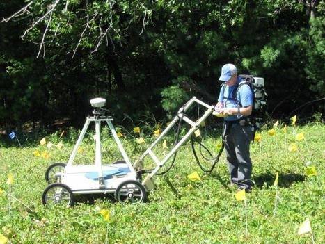 Ground piercing radar guides New Boston UXO crews - DVIDS   Shallow Geophysics   Scoop.it
