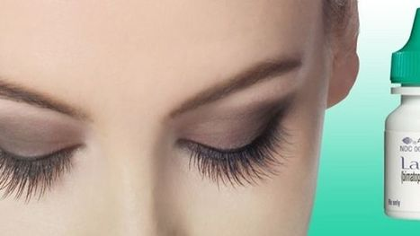 ADORN YOUR EYELASHES WITH CAREPROST/LATISSE | ashleysmith | Scoop.it