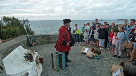 Saint-Malo Le programme des Journées du Patrimoine dans le pays de Saint-Malo | Saint-Lunaire Evènements | Scoop.it
