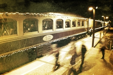 A Ghost Whisperer on the Wine Train   Napa Valley Wine Train   HGR Communications Events: The Real Ghost Whisperer   Scoop.it