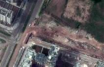 PhotoBlog - Satellite spots tanks near university housing complex in ... | Remote Sensing News | Scoop.it