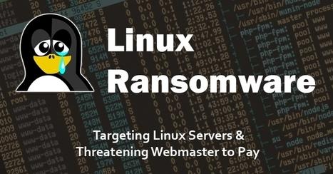Un futur ransomware visant Linux pourrait dévaster Internet | Cybersécurité en entreprise | Scoop.it