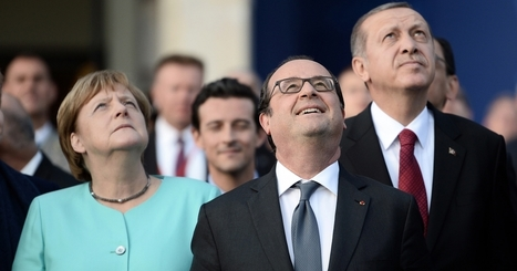 L'Union européenne, impuissante face à l'autoritarisme d'Erdogan | Abolition PDM | Scoop.it