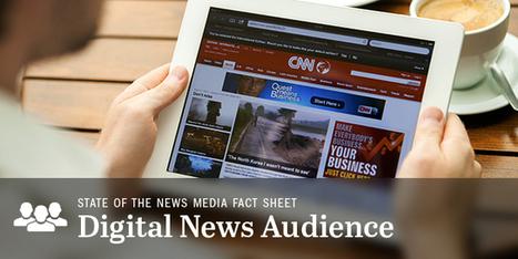 Digital News — Audience: Fact Sheet   journalisme plurimédia   Scoop.it