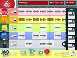 Ten of the best music apps for kids | Young Learners of English | Scoop.it