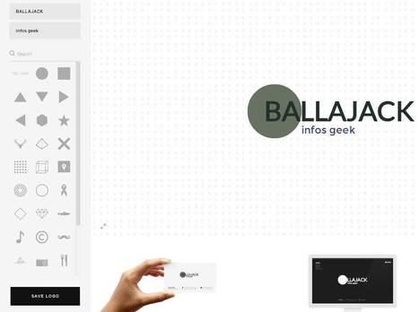 Un outil de création logos, Square Space | Les Infos de Ballajack | Outils 2.0 | Scoop.it