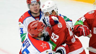 Kontinental Hockey League - Official Website - KHL.RU - official site - KHL.RU - официальный сайт | Jääkiekko | Scoop.it