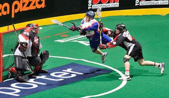 $27 - Toronto Rock Lacrosse Home Games, Reg. $46 | March Break in Milton, ON | Scoop.it