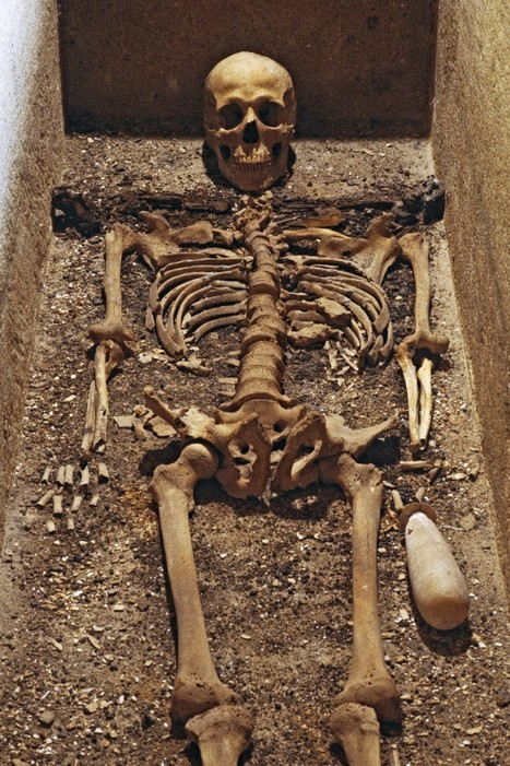 This Skeleton Is The Oldest Known Ancient Olympic Athlete - Forbes | Visit Ancient Greece | Scoop.it