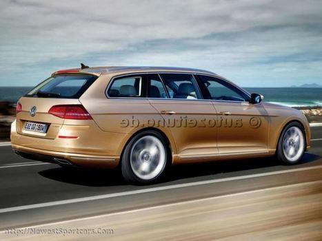 2017 VW Passat usa, tdi | Newest Sports Cars | New Cars Release | Scoop.it