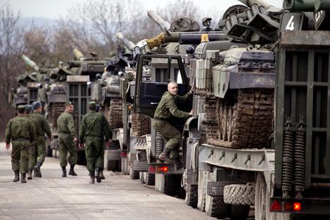 Obama Says Putin's Challenging the World Order in Ukraine   EconMatters   Scoop.it