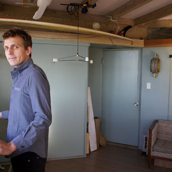 Brendan Ravenhill on Switching From Boat Building to Industrial Design ... - Core77.com (blog)   design and architecture   Scoop.it