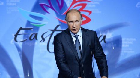 Putin: People flee from Syria because of ISIS, not Assad regime | Saif al Islam | Scoop.it
