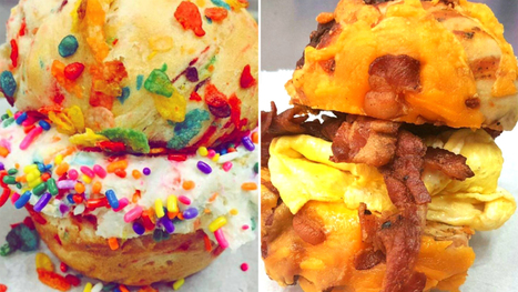 What is a mufgel? Apparently, it's the latest breakfast sensation | Kickin' Kickers | Scoop.it