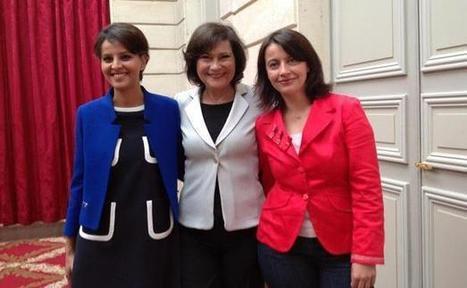 Trois femmes ministres portent la marque France | Bye Bye France | Scoop.it