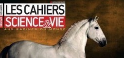 Les Cahiers Science & Vie de novembre 2013 : Le cheval | Equum.fr | Scoop.it