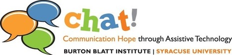 Communication Hope through Assistive Technology Program ...   Assistive Technology   Scoop.it