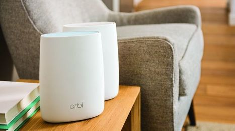 Netgear Orbi : offrir un meilleur Wi-Fi à travers de multiples dispositifs | Freewares | Scoop.it