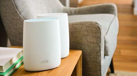 Netgear Orbi : offrir un meilleur Wi-Fi à travers de multiples dispositifs | Freewares | Scoop.it