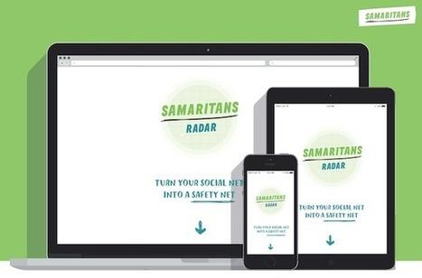 Samaritans App Monitors Twitter for Suicide Warnings - AllTwitter | Social Media Useful Info | Scoop.it