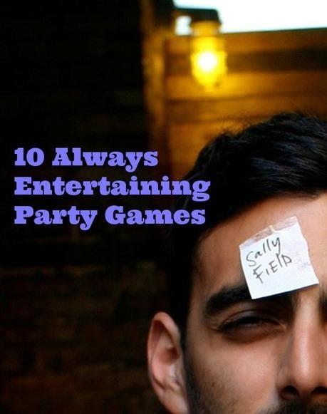10 Always Entertaining Party Games | Suena bien | Scoop.it
