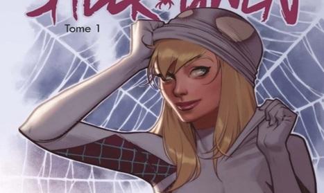 Spider-Gwen, ou la deuxième chance par Marvel - Comixtrip | Bibliothèque et Techno | Scoop.it