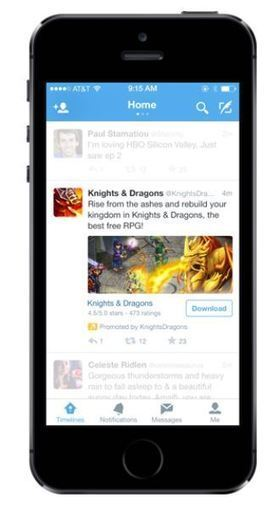 Twitter gets serious about mobile with app install ad option | Digital-News on Scoop.it today | Scoop.it