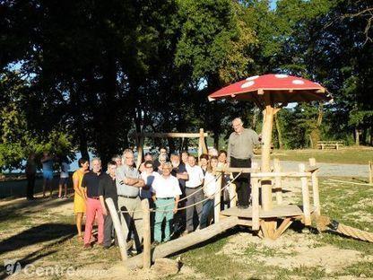 Montigny-en-Morvan : Aire de loisirs, rampe de mise à l'eau, espace pique-nique : le site de Bonin à Pannecière relooké | Revue de presse du CAUE de la Nièvre | Scoop.it