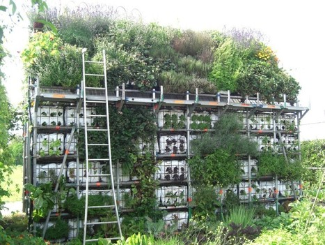 Eathouse: An Edible Dutch House | Garden Design | Vertical Farm - Food Factory | Scoop.it