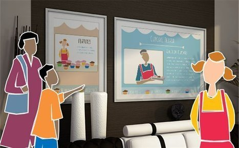 Weekly E-Learning Challenge: Create an E-Learning Template from Clip Art | Articulate | Scoop.it