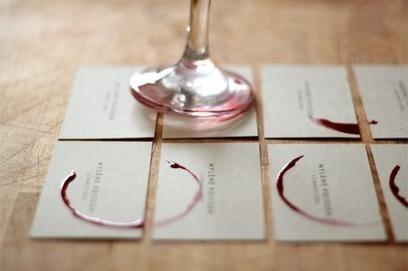 Actualité / L'inévitable tache de vin / étapes: design & culture visuelle | Wine | Scoop.it