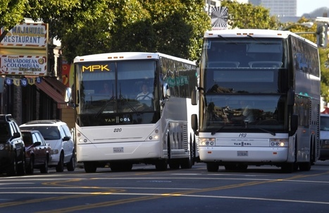How tech shuttles have shifted San Francisco's market | Startup & Silicon Valley News, Culture | Scoop.it