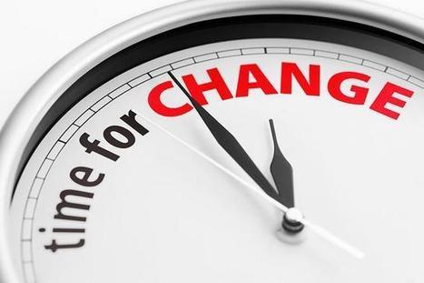 Los 14 signos de que necesitas un cambio | QuimiNet.com | Social Media Director | Scoop.it