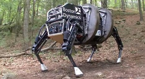 The State of the Art In Robotics: A Video Review | Futuristic Intelligent Robotics | Scoop.it