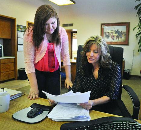 Practical experience: Interns lend Yuma companies a helping hand | Yuma Sun | CALS in the News | Scoop.it