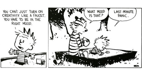 May 20, 1990: Advice on Life and Creative Integrity from Calvin and Hobbes Creator Bill Watterson | Leadership, Innovation, and Creativity | Scoop.it