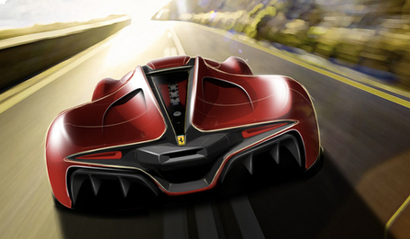Fantastic Automotive Concept Cars | Splashnology.com | Everything from Social Media to F1 to Photography to Anything Interesting. | Scoop.it