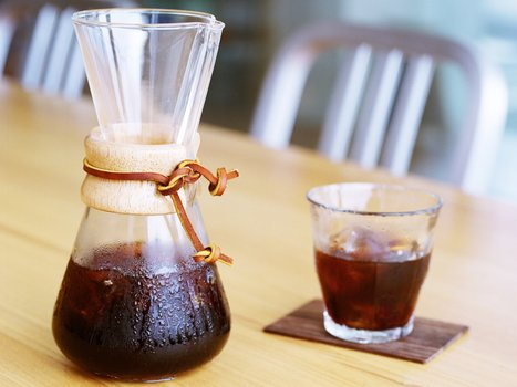 Chemistry explains why cold brew coffee tastes better than hot... | Coffee News | Scoop.it