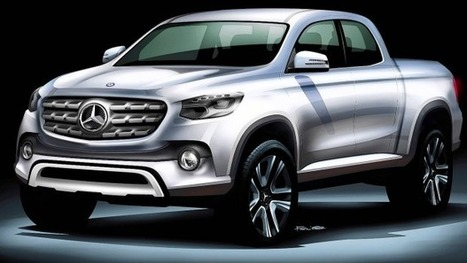 Mercedes-Benz UTE To be The Most Powerful In Its Class, AfterHours | wesrch | Scoop.it