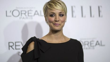 Kaley Cuoco says her feminism comments were taken out of context | Feminist Education | Scoop.it