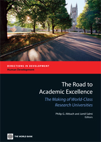 The Road to Academic Excellence: The Making of World-Class Research Universities | Dual impact of research; towards the impactelligent university | Scoop.it