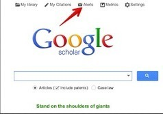 Two Things Every Student Should Know about Google Scholar | Google: baliabideak | Scoop.it